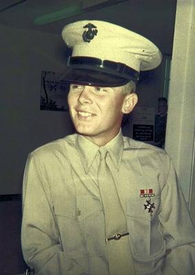 Butch 1967 Marines