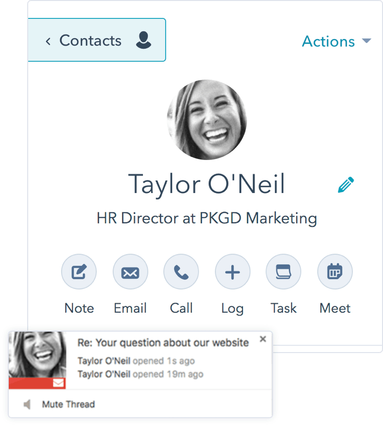 Example-of-contact-record-on-hubspot-crm-for-insurance-agencies