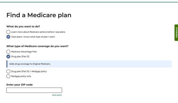Find a Medicare Plan