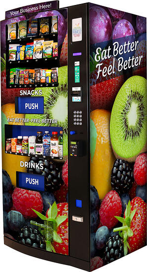 Healthy You Vending Machine