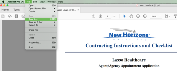 Lasso Contracting - Get Contracted With Lasso Healthcare MSA Medical Savings Account
