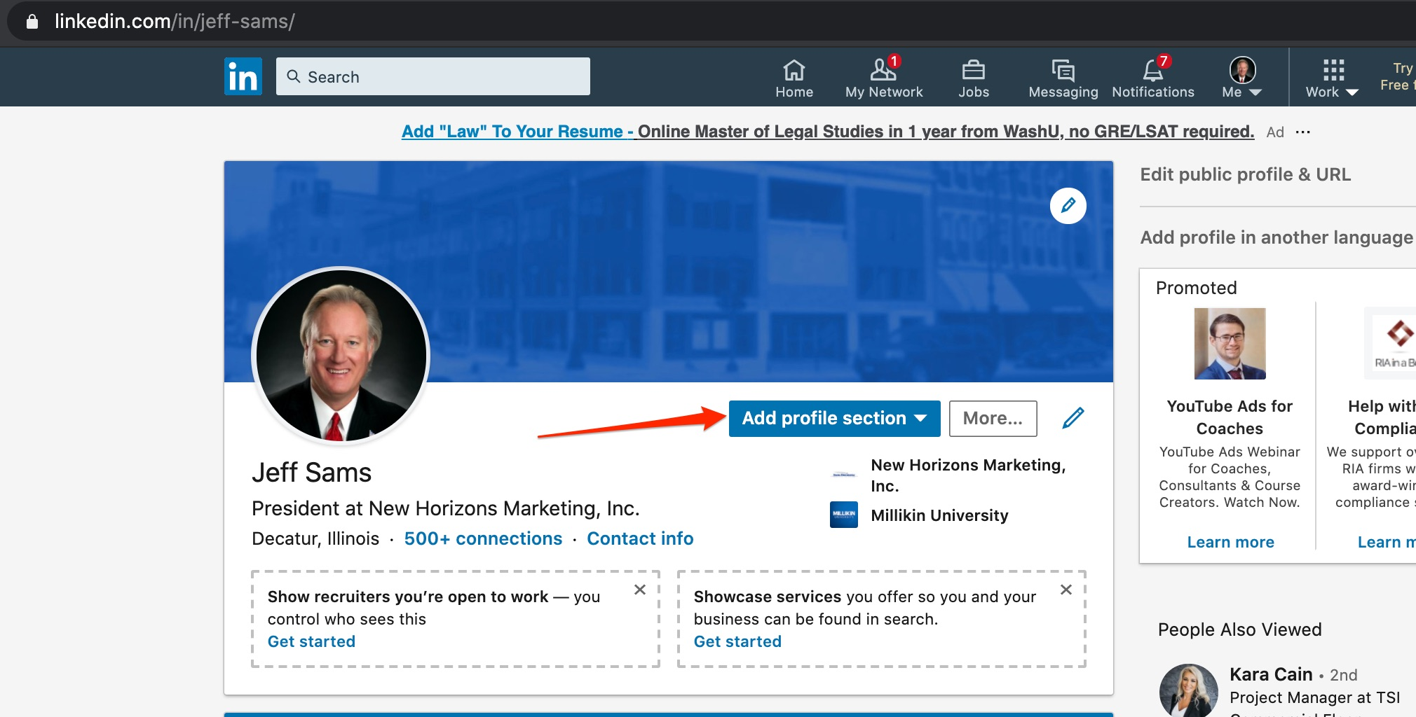 LinkedIn-for-Agent-Recruiting-Add-Profile-Sections