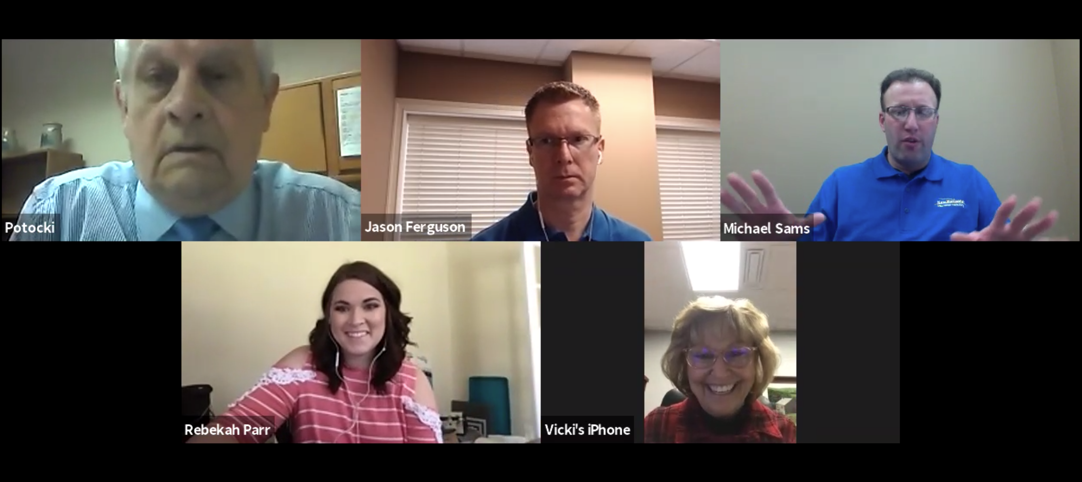 VIP Bootcamp Weekly Video Calls