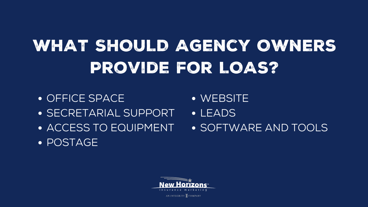 Value Agency Owners Should Provide to LOAs (1)