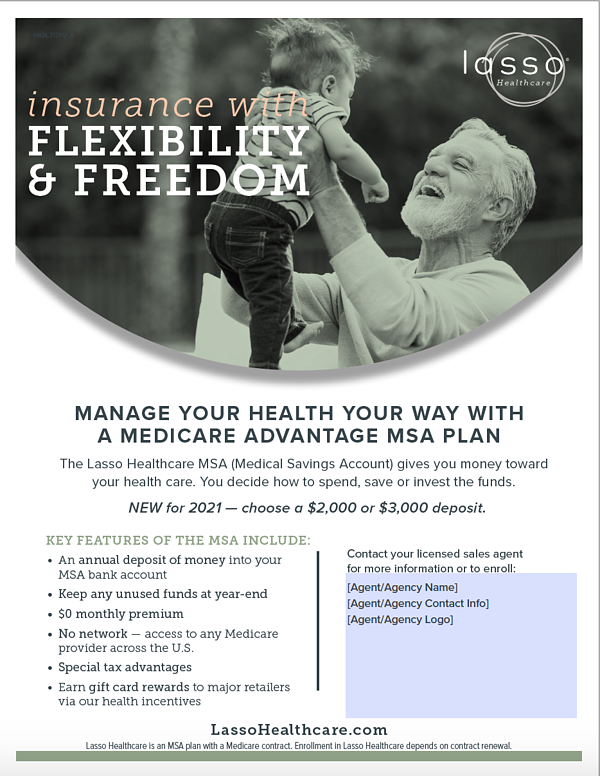 lasso-healthcare-msa-client-leave-behind-flyer