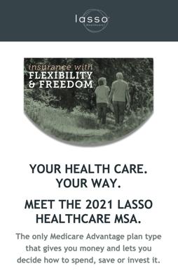 lasso-healthcare-msa-email-template