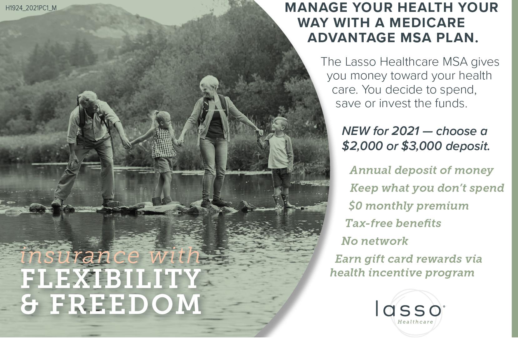 lasso-healthcare-msa-postcards