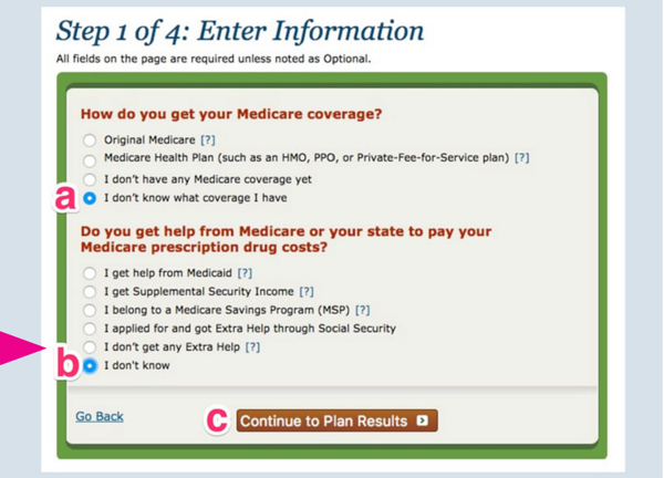 old-medicare-plan-finder