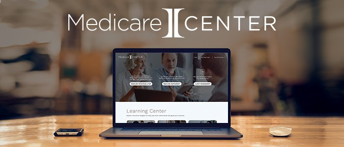 MedicareCENTER Agent Invitation Email Header