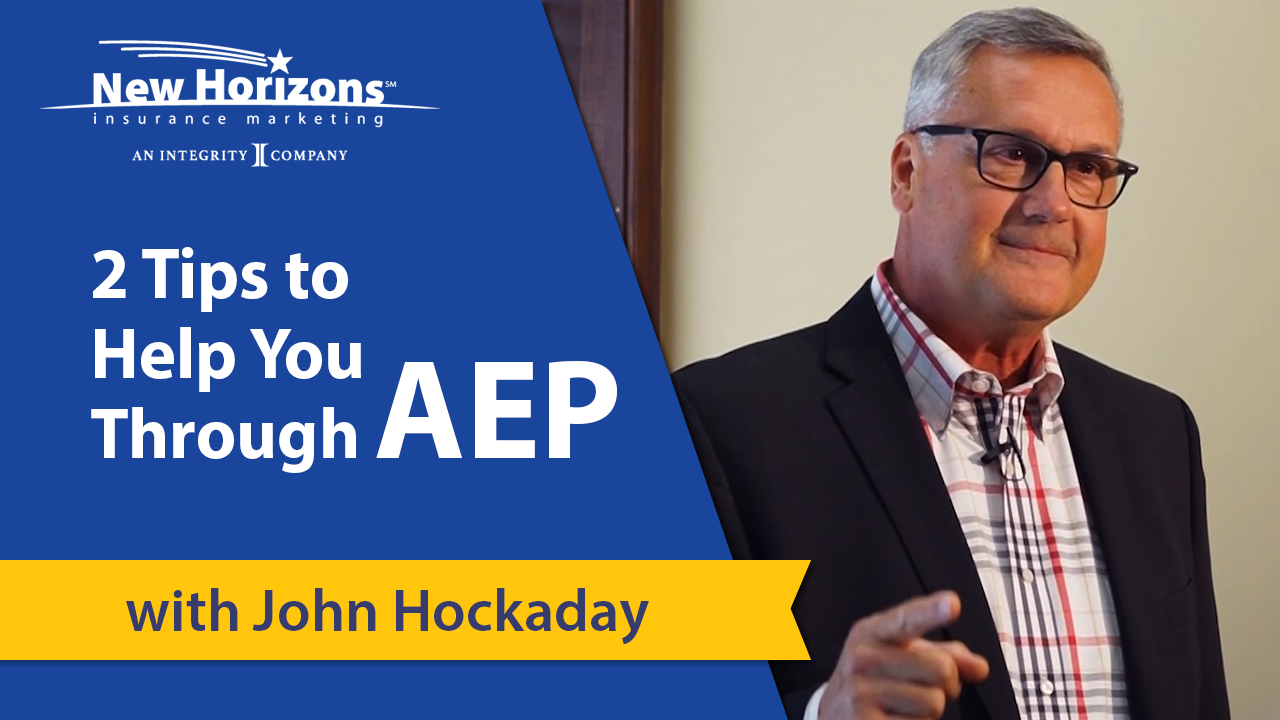 2 Tips to Help You Through AEP