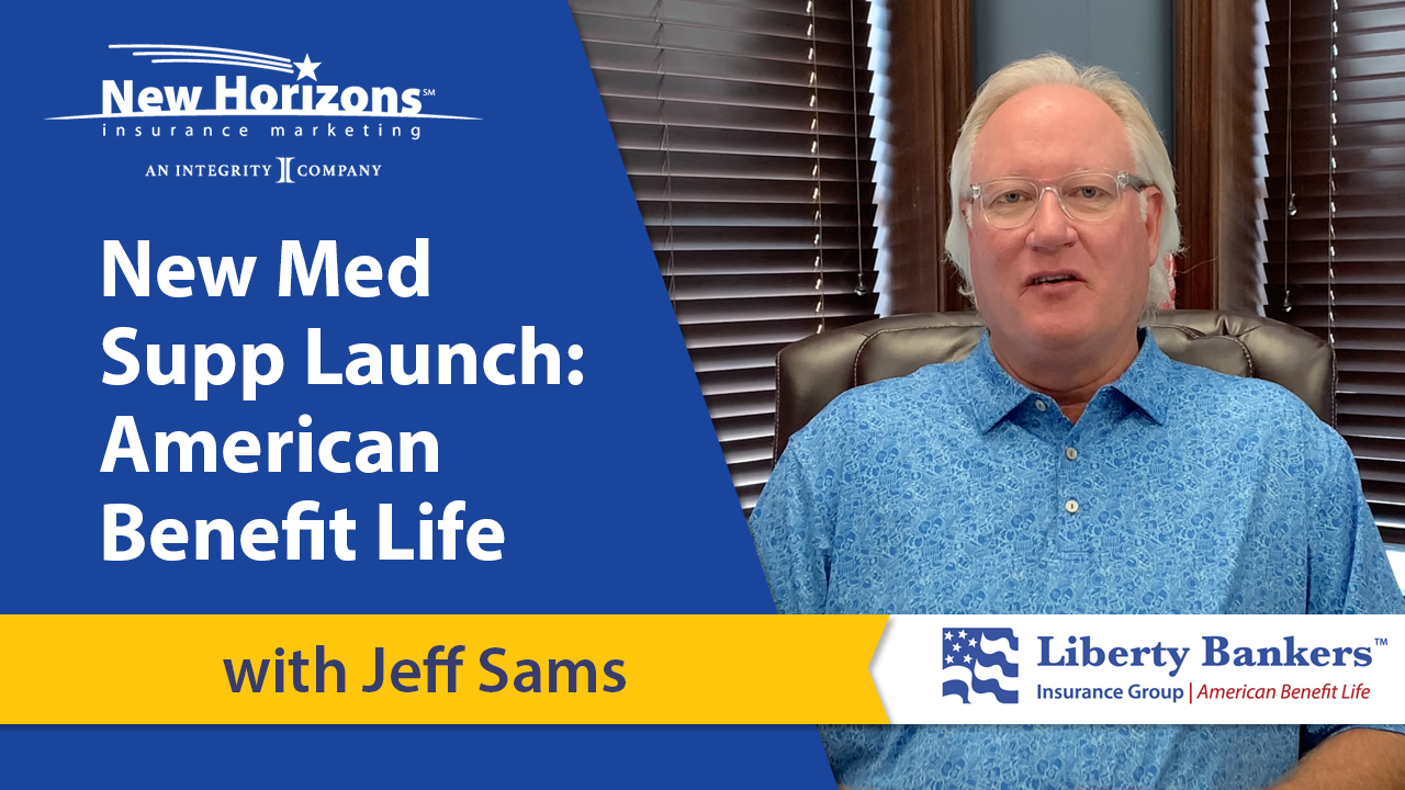New Med Supp Launch: American Benefit Life