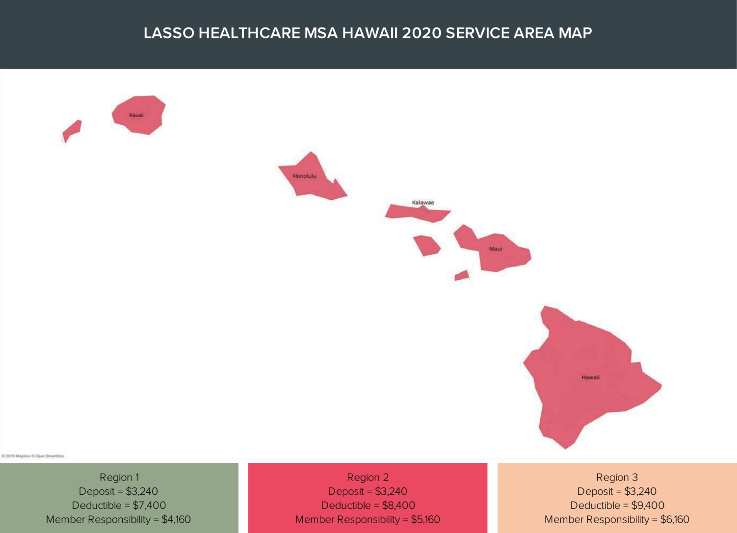 Hawaii Lasso MSA counties perfect Medicare product for Hawaii