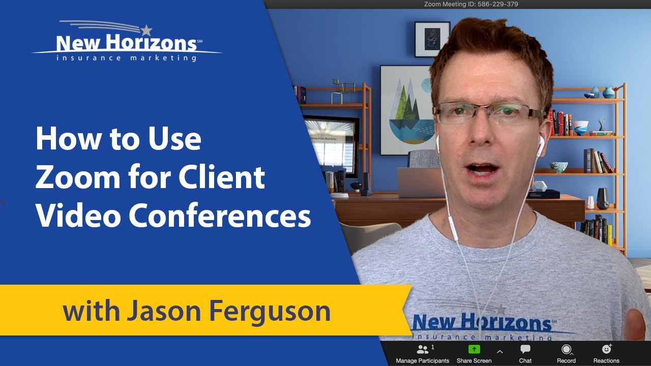 How to Use Zoom for Client Video Conferences
