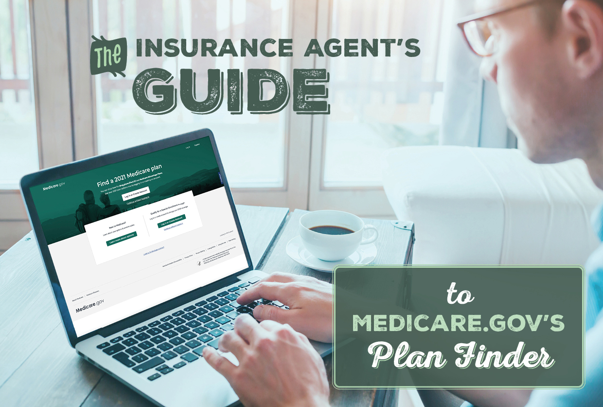 The Insurance Agent's Guide to Medicare.gov's Plan Finder