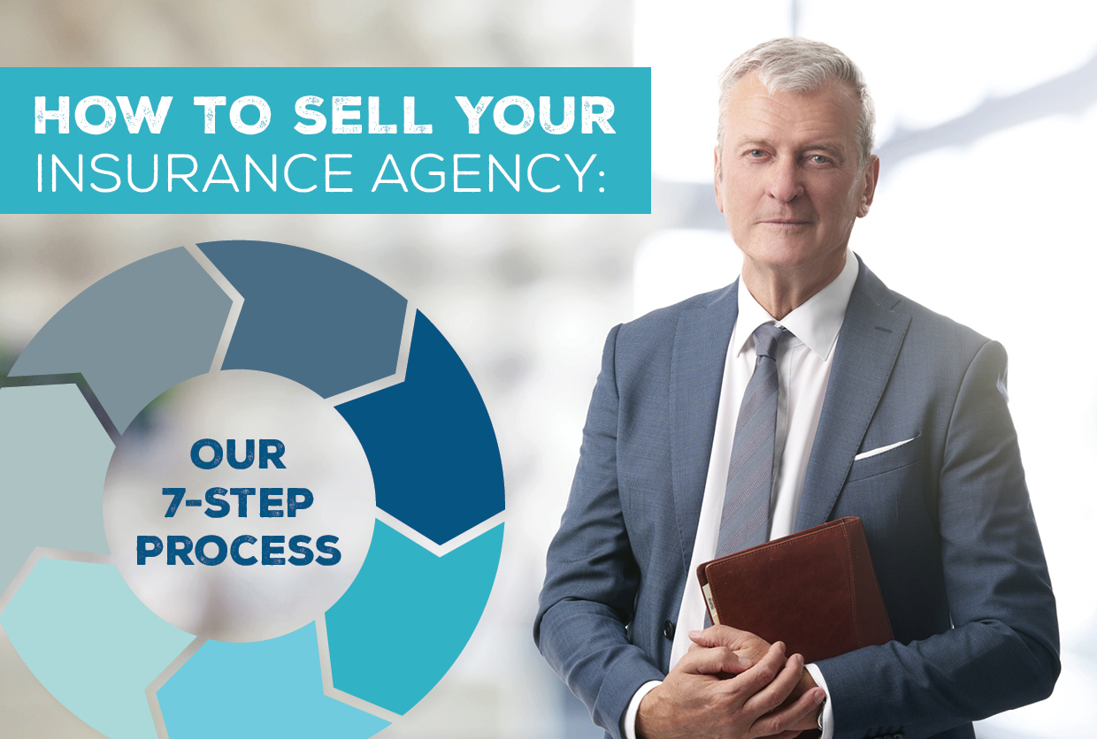 How to Sell Your Insurance Agency: Our 7-Step Process