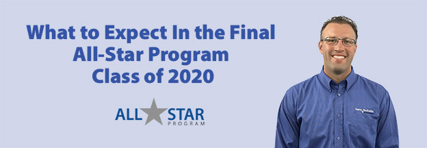 Webinar: What to Expect In the Final All-Star Program Class of 2020